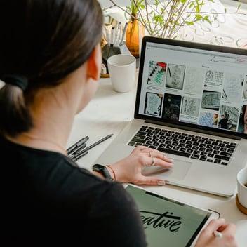 Prezentarea unui produs online - exemplu
